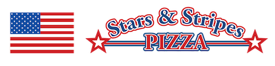 Stars and Stripes Pizza